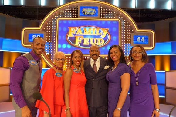 Family Feud' to air episode starring