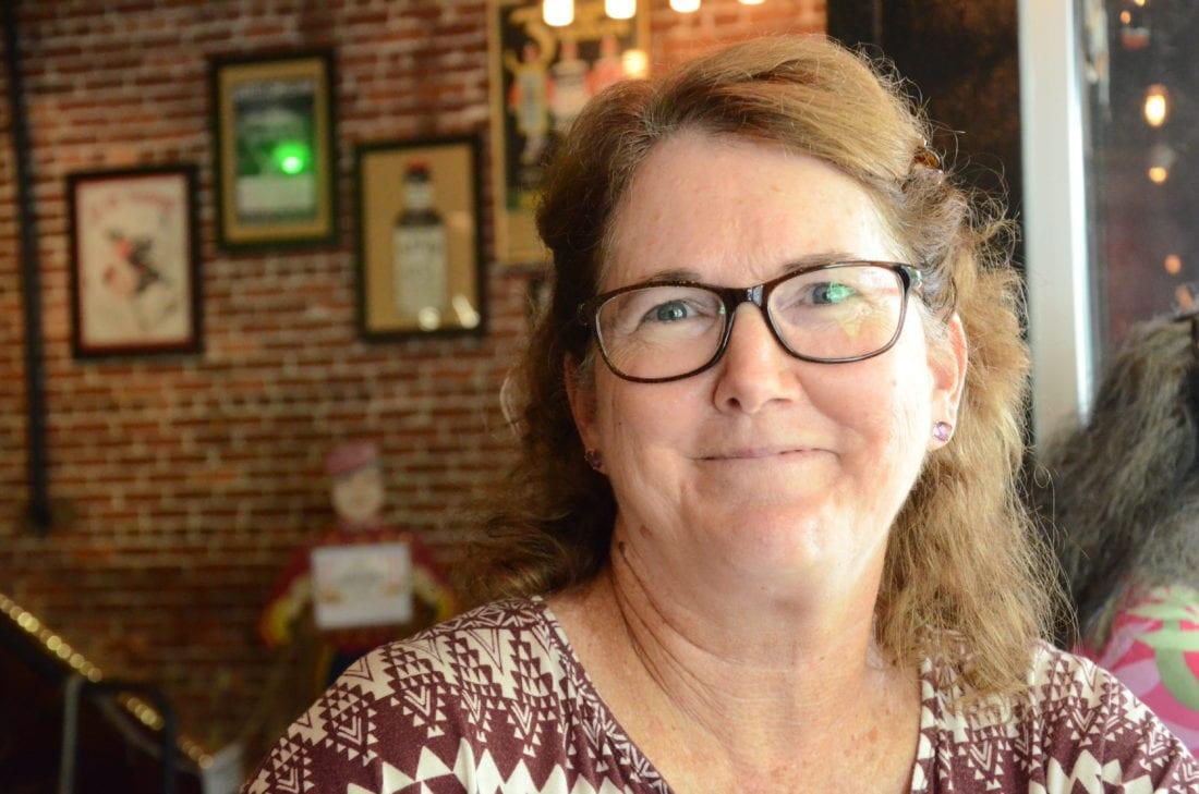 """Last Hope Island. It's very interesting."" — Valerie Mercak, 61"