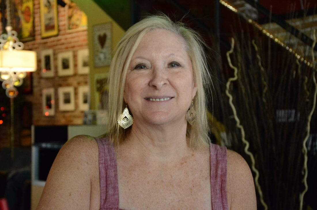 """Decent sit-down restaurants downtown. And some shops that aren't antique shops."" — Teresa Boully, 59"